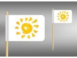 vlaječky sluníčko