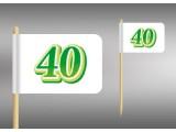 vlaječky narozeniny 40