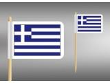 vlaječky Řecko